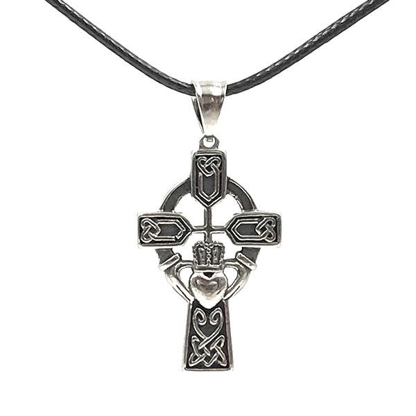Colar Masculino Luxury Cross Malha