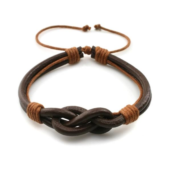 Pulseira Masculina In The Brown