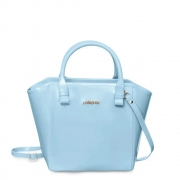 Bolsa Shape Bag Azul Bebê Petite Jolie PJ3939 - Záten