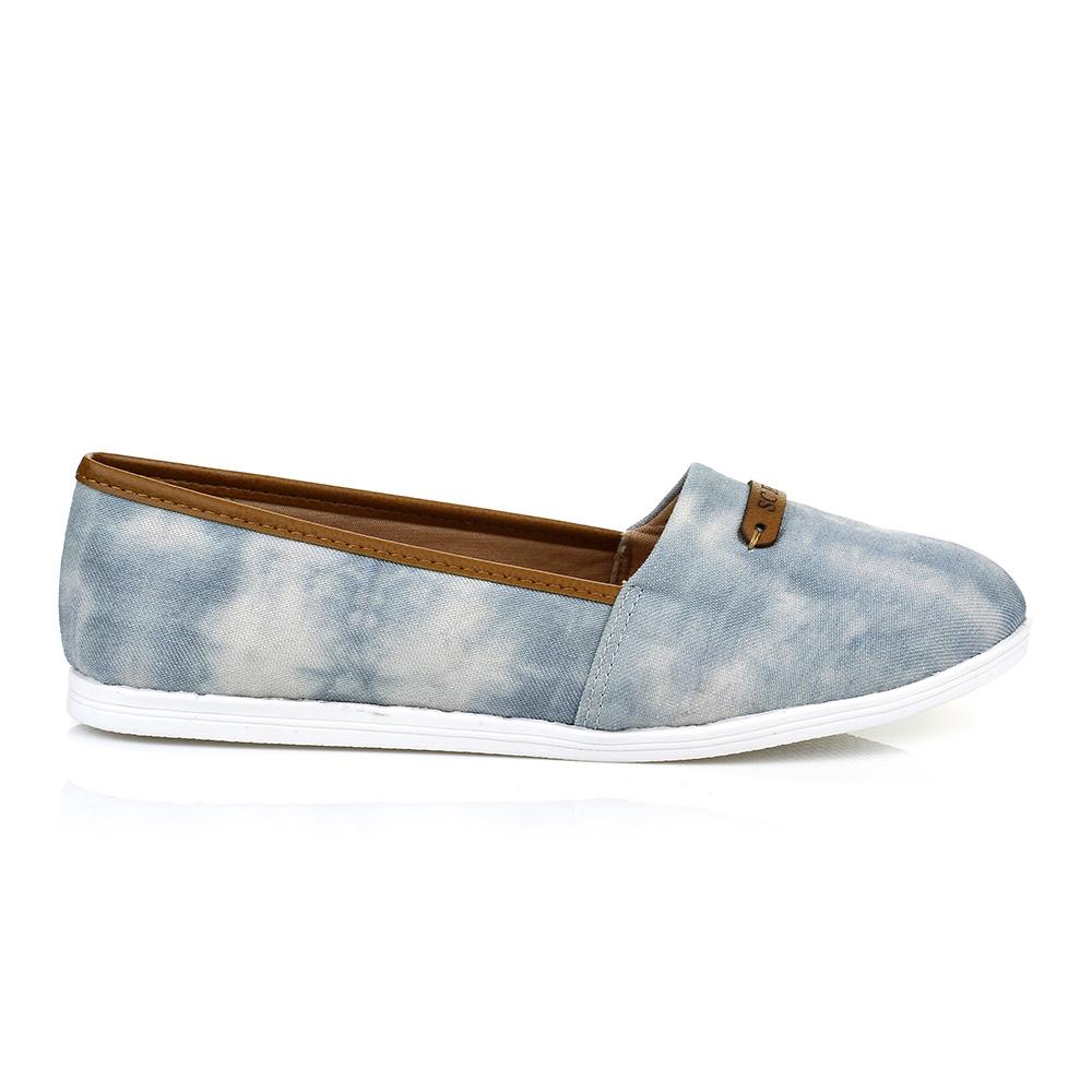 Sapatilhas Alpargatas Jeans Tie Dye Sua Cia 10883