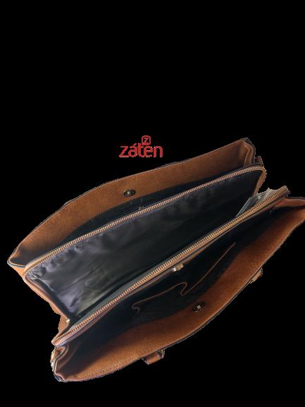 Bolsa Grande Casual Notebook Fuseco 84034 - Záten
