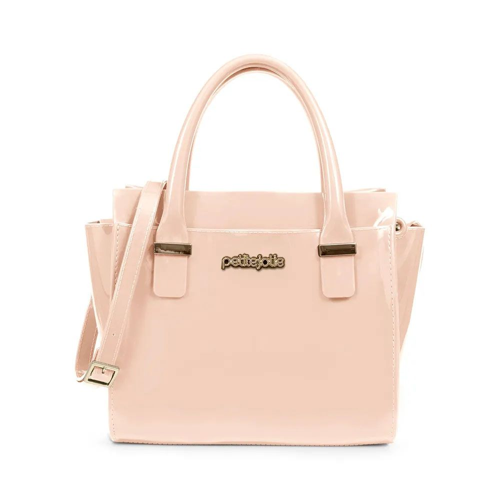 Bolsa Love Bag com Bolso Petite Jolie PJ2121 - Záten