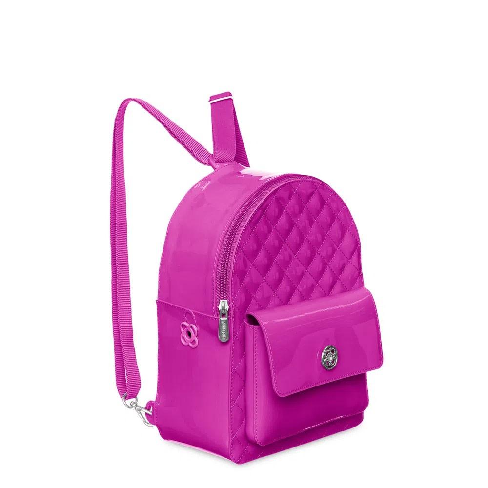 Bolsa Mochila Infantil Click  Petite Jolie PJ5260IN - Záten
