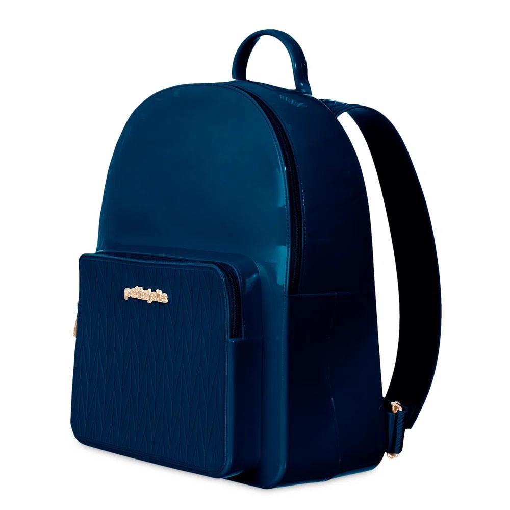 Bolsa Mochila Kit Bag Petite Jolie PJ5166 - Záten