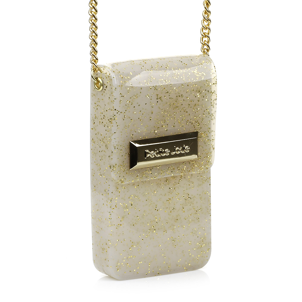 Bolsa Phone Case Branco Soul Petite Jolie PJ1465