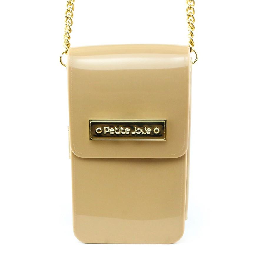 Bolsa Phone Case Carteira Nude Petite Jolie PJ2383