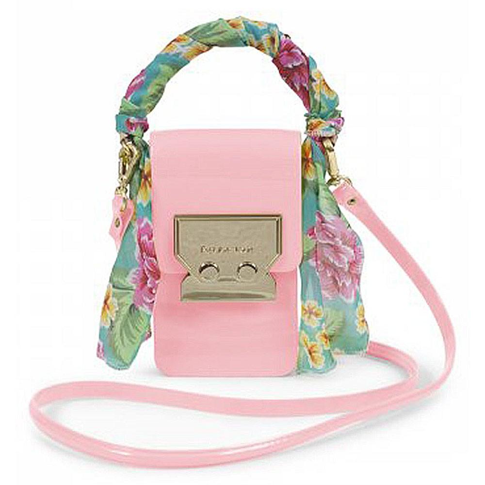 Bolsa Phone Case Ligth Rose Petite Jolie PJ2618