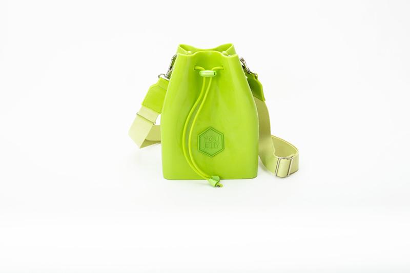 Bolsa Saco PVC 9102 You Jelly - Záten
