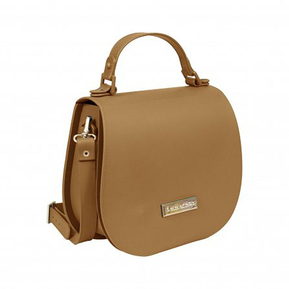 Bolsa Saddle Bag Natur Petite Jolie PJ2415