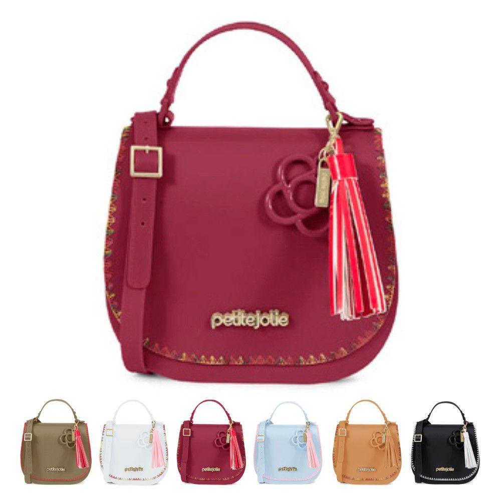 Bolsa Saddle Bag Petite Jolie PJ3183