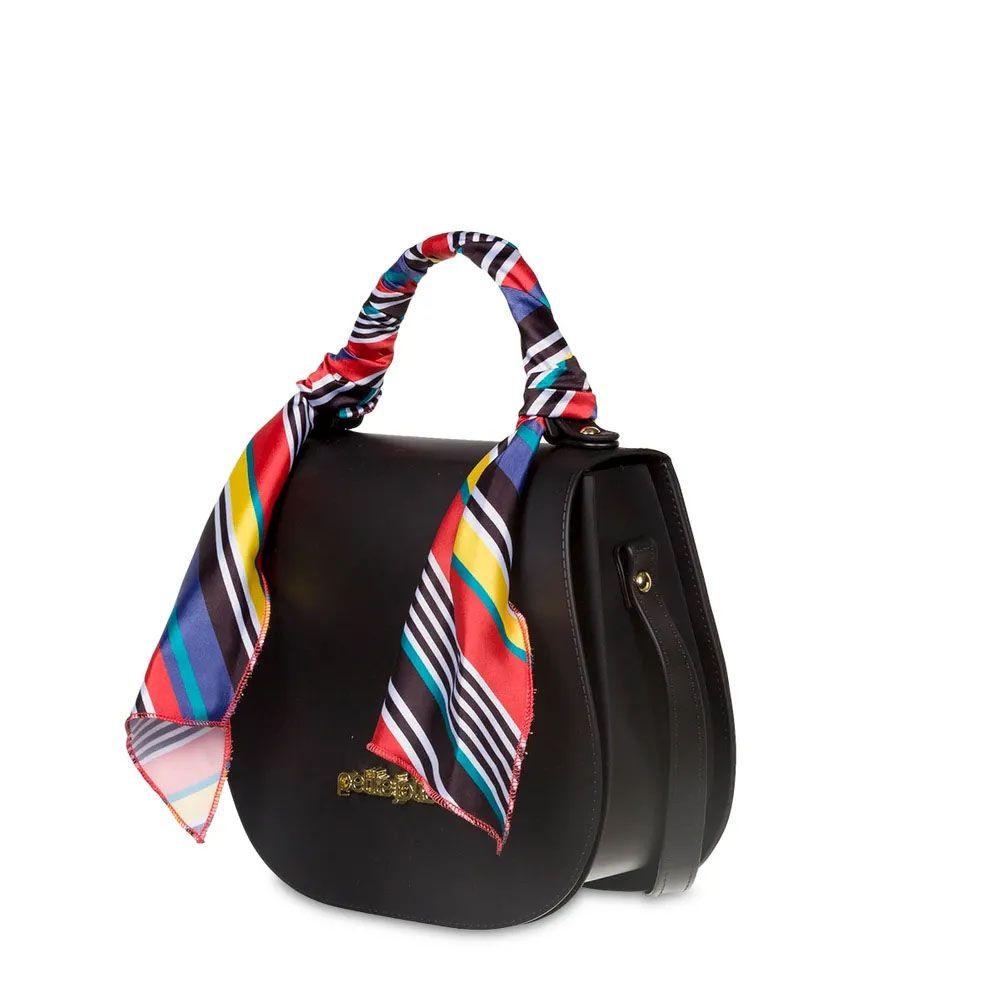 Bolsa Saddle Bag Petite Jolie PJ4360 - Záten