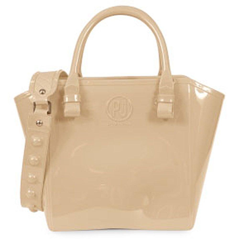 Bolsa Shape Bag Nude Petite Jolie PJ2839