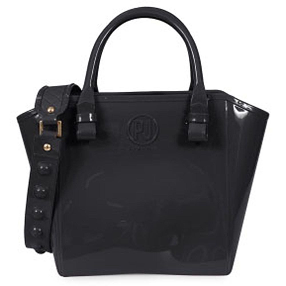 Bolsa Shape Bag Preta Petite Jolie PJ2839