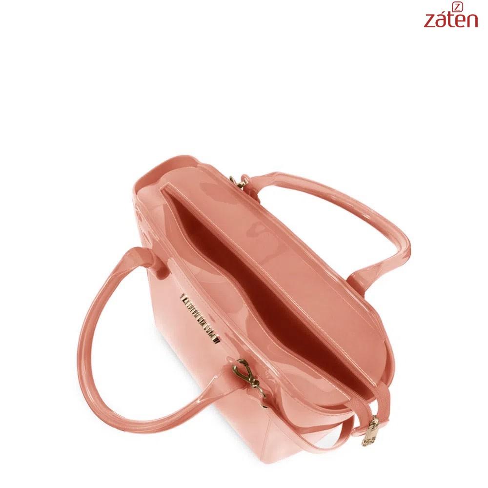 Bolsa Shape Bag (Shopper) Petite Jolie PJ3939 - Záten