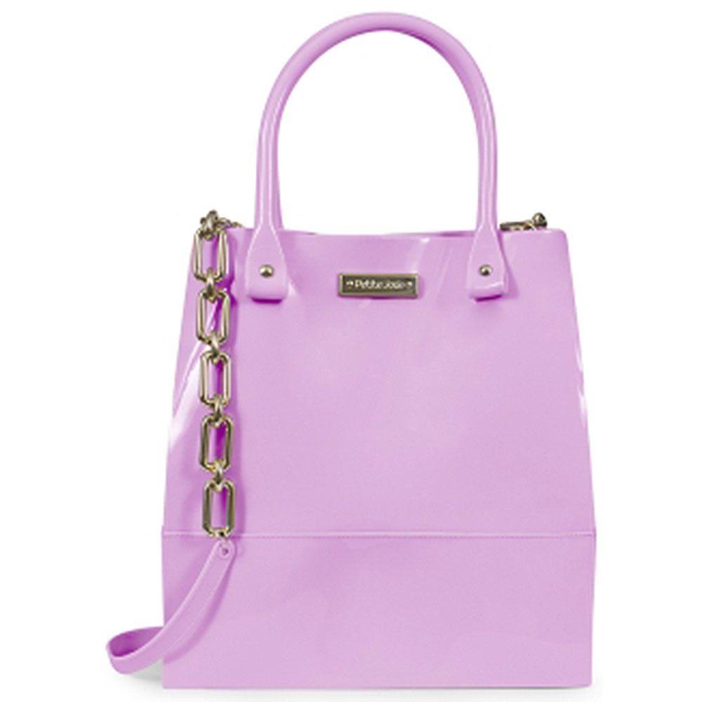 Bolsa Shopper Lilac (Lilás) Petite Jolie PJ2842