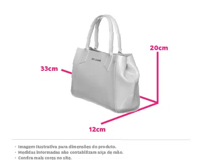 Bolsa Una Petite Jolie PJ6017 - Záten