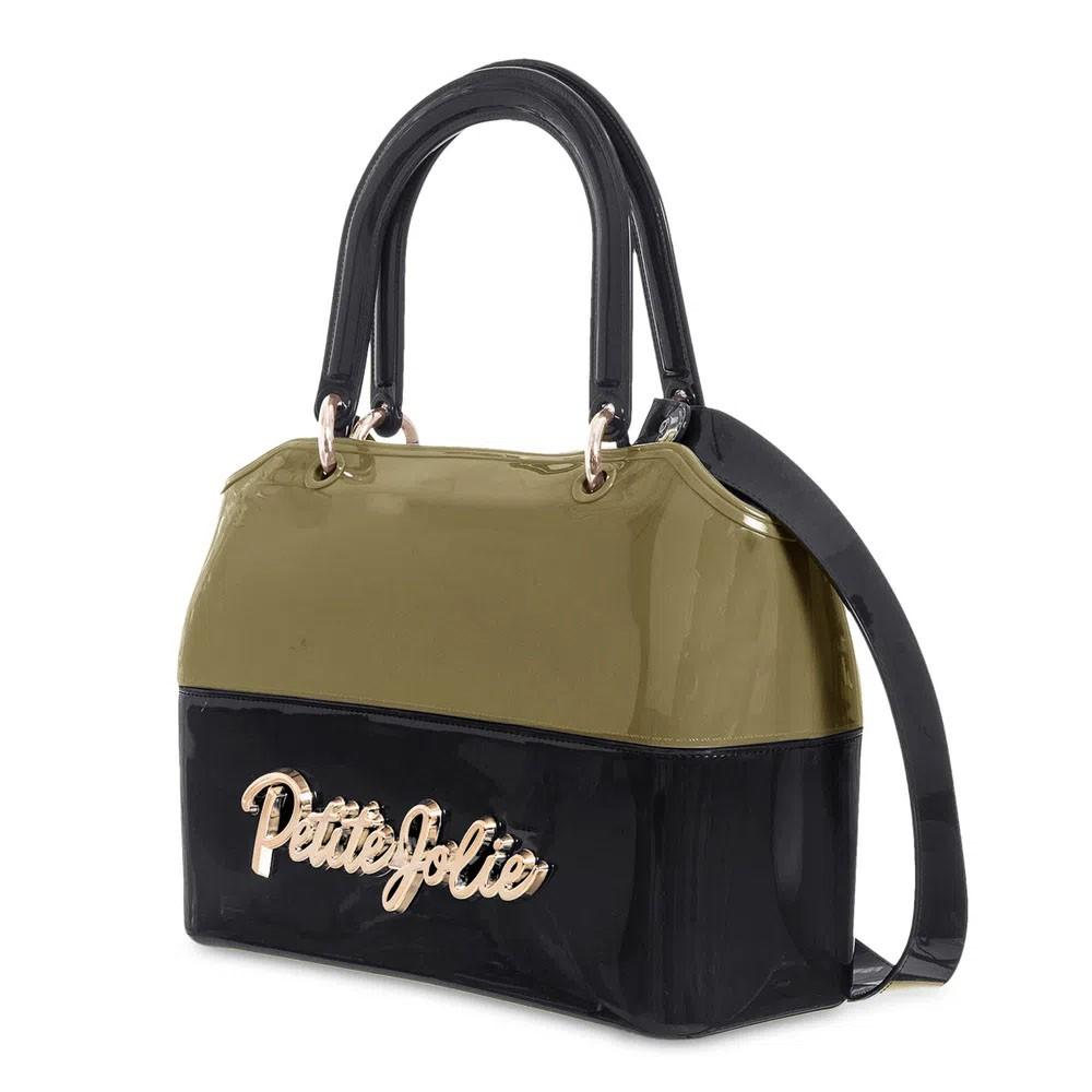 Bolsa Zip Bag Petite Jolie PJ5146 - Záten