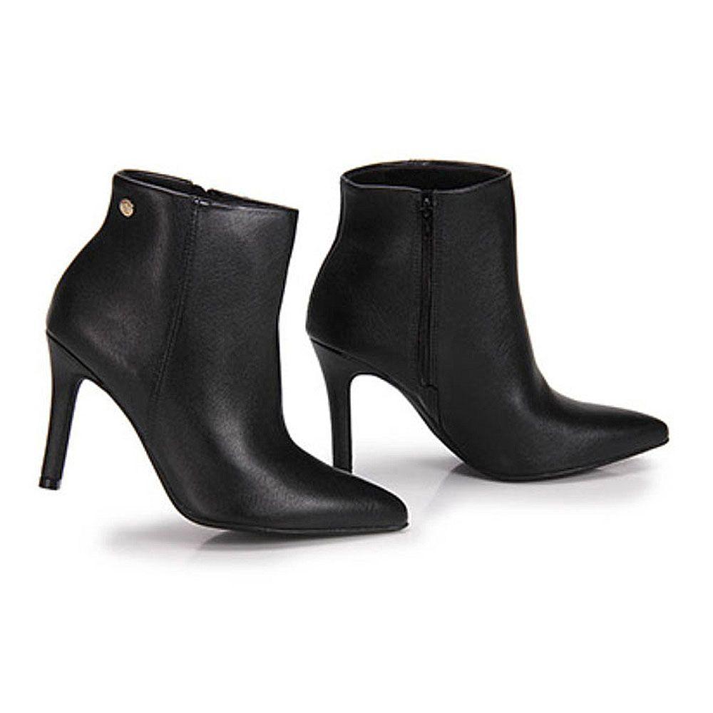 Bota Feminina Ankle Boots Vizzano 3049.219 - Záten