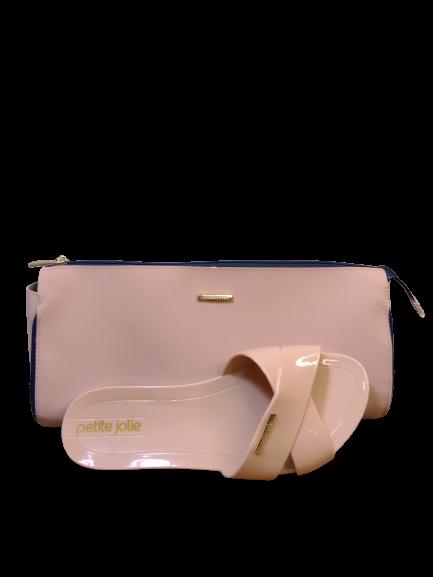 Rasteira Slide Kit Petite Jolie Pj 5854 - Záten