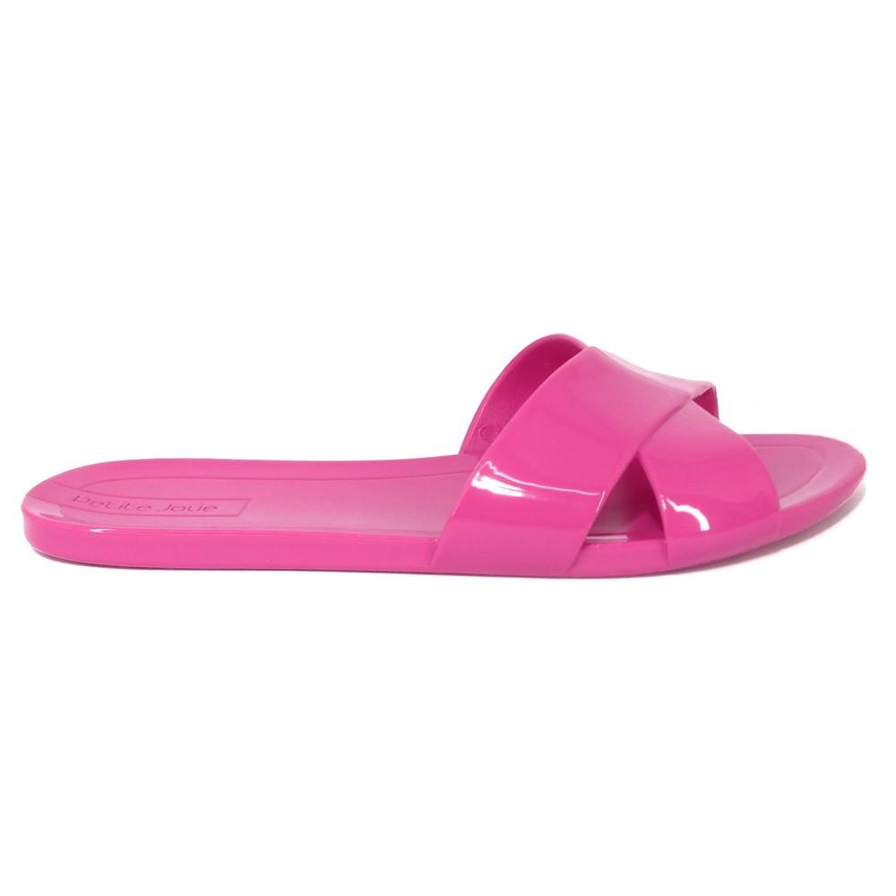 Rasteira Slide Pink Petite Jolie PJ2605