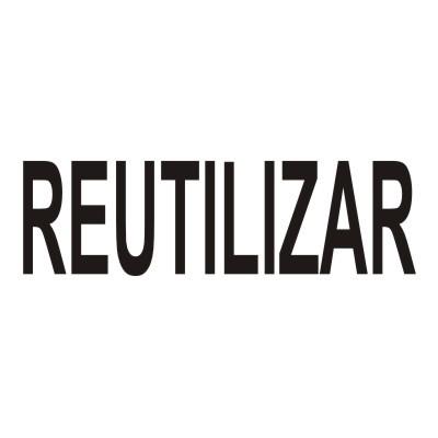 REUTILIZAR - Bolsa ___________________________________
