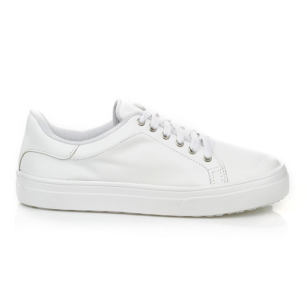 Tênis Casual Branco DNA Shoes 40001
