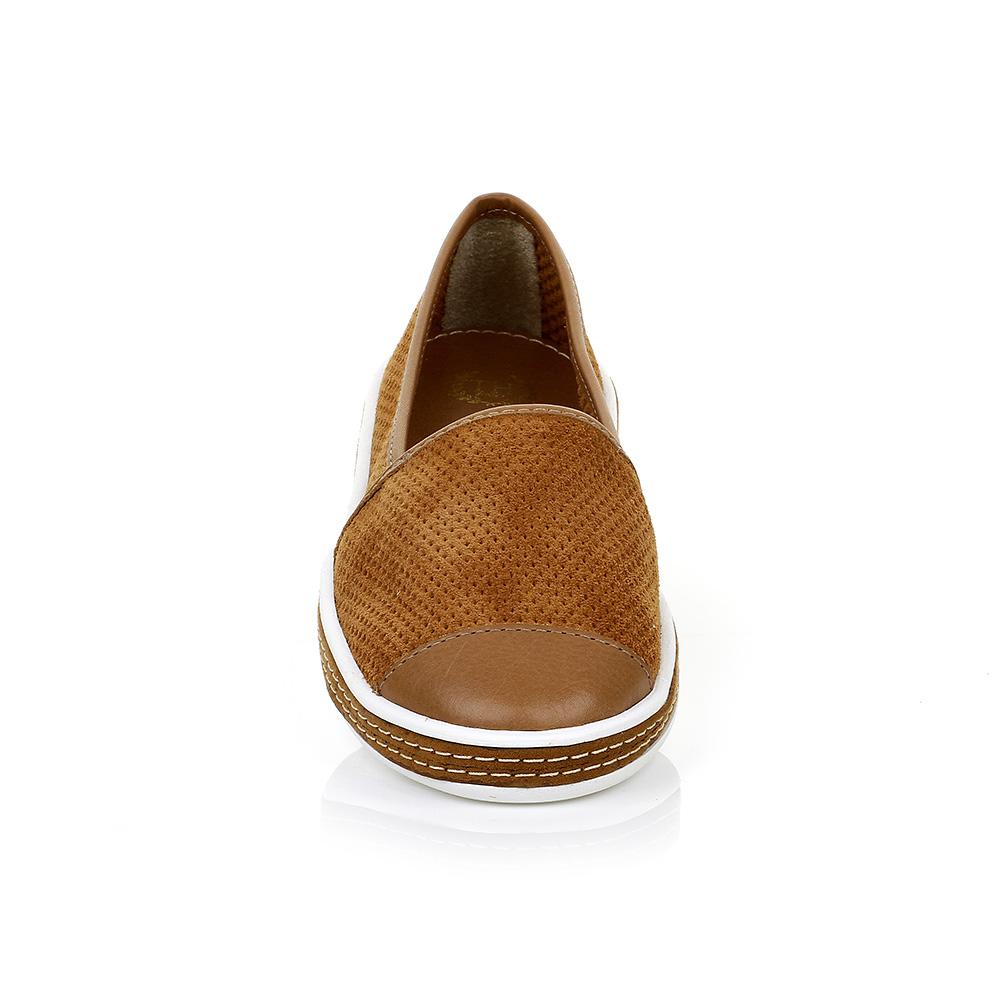 Tênis Slip On Camurça TH Shoes 0675