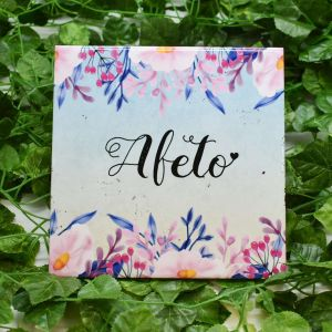 Azulejo Decorativo Afeto - 58680