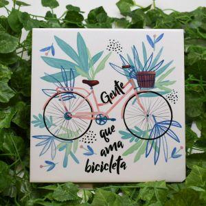 Azulejo Decorativo Bicicleta - 58664