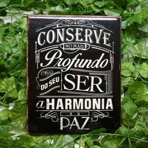 Azulejo Decorativo Harmonia e Paz - 58675