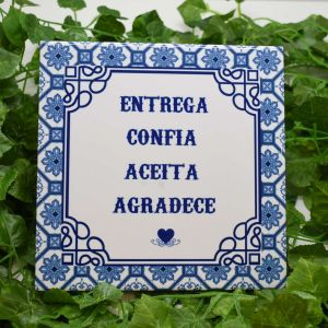 Azulejo Entrega Confia - 58551
