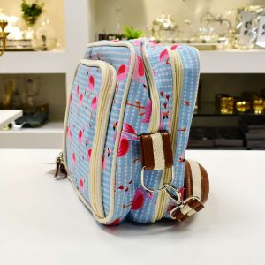 Bolsa Transversal Flamingo - 55844
