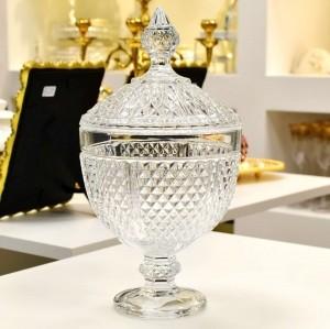 Bomboniere De Cristal Perseu Transparente - 56339