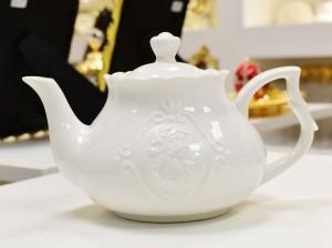 Bule De Chá 1 Litro em Porcelana - 53958