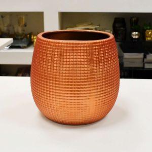 Cachepot De Cerâmica Carmen Rose - 56423