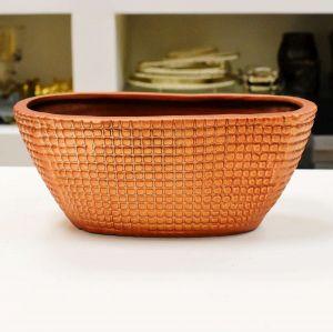 Cachepot De Cerâmica Carmen Rose - 56427