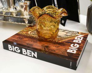 Caixa Livro Big Ben Londres 30x24x4cm Book Box - 58779