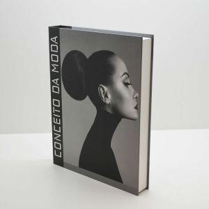Caixa Livro Conceito Da Moda Book Box - 58788