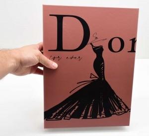 * Caixa Livro Dior - 59060