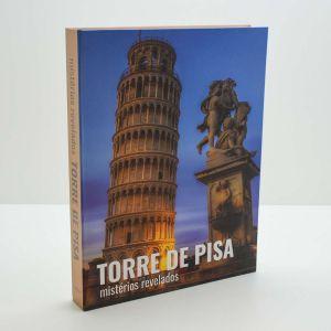 Caixa Torre De Pisa Itália Book Box - 58786