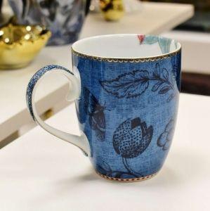 Caneca Grande Azul Spring To Life Pip Studio - 54954