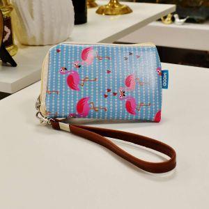 Carteira Pequena Flamingo - 55847