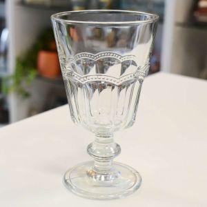 Conjunto 06 Taças Para Água De Vidro Sodo-Cálcico Belle Transparente 225ml - 57321