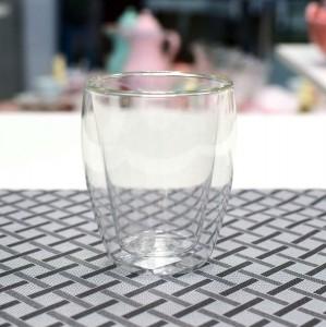 Copo Dupla Parede Em Borosilicato Para Chá 240 ml - 53872