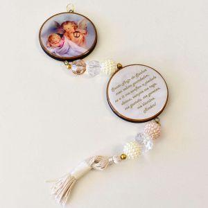 Enfeite Infantil Santo Anjo - 57068