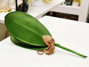 Folha Orquídea Verde - 56854