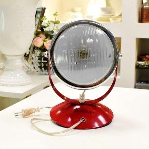 Luminária Touch Farol Vermelha 220V E14 - 10112