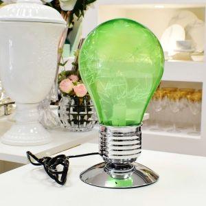 Luminária Verde Touch Lâmpada 220V E14 - 10108 3