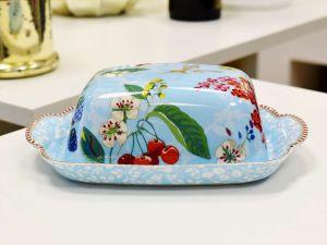 Manteigueira Azul Hummingbirds Pip Studio - 56531