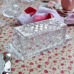 Manteigueira De Cristal Saint - 57315